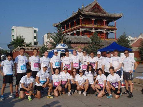 Charity Run 1