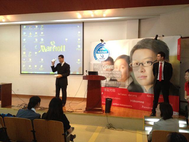 Shanghai GMs visiting Les Roches Shanghai_3