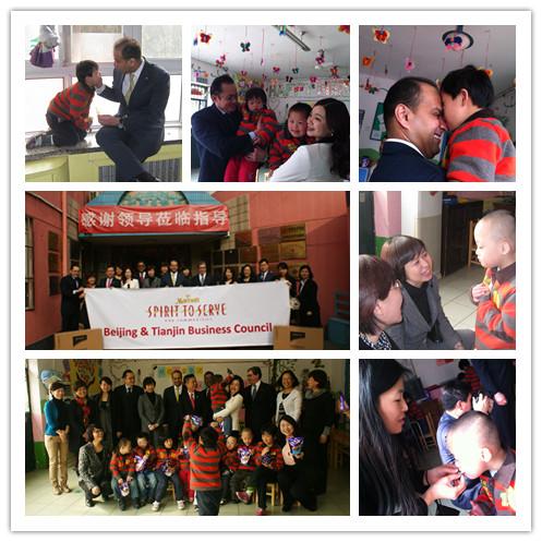 Beijing & Tianjin Cluster Spirit to Serve