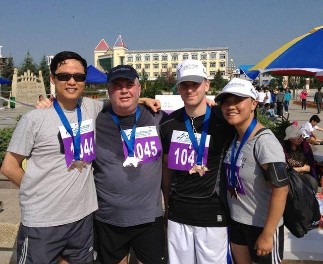 Charity Run 2